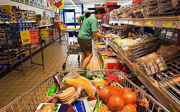 Supermarket Etiquette Chattinatti