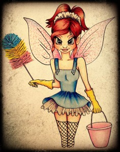 Domestic Fairy