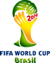 Official Fifa World Cup 2014 Logo