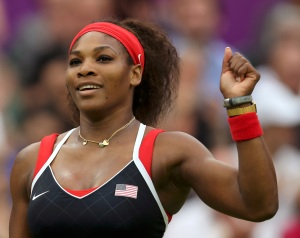 Serena Williams: Courtesy Google Images