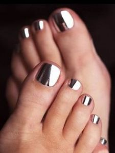 Courtesy Pintrest: Polished Toes