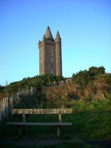 View of Scrabo Tower