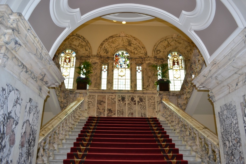 Belfast City Hall Inside
