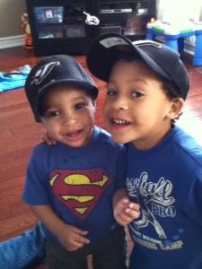 Ethan & Evan -