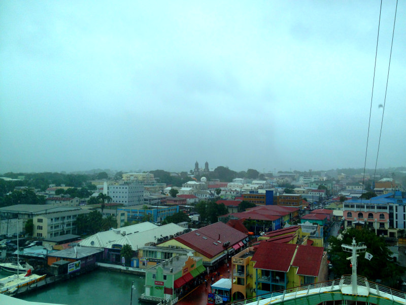 Rain-in-St-Johns-Antigua-Caribbean-Cruise